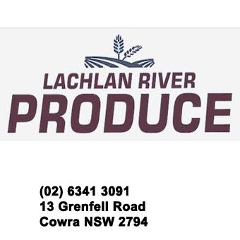 Lachlan River Produce
