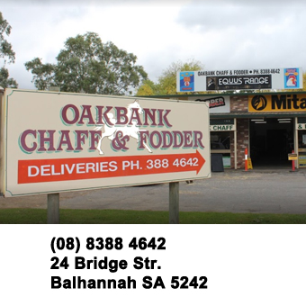 Oakbank Chaff and Fodder