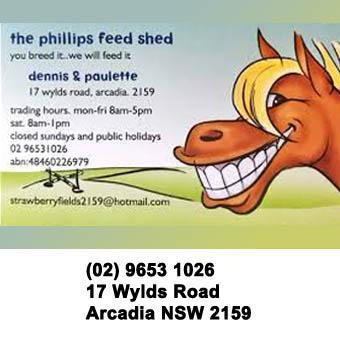 The Phillips Feed Shed